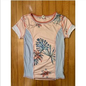 Free People Palm Tree Top